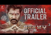 Saamy Square Official Trailer