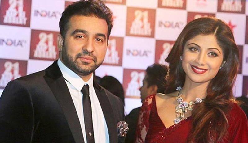Shilpa Shetty Husband Raj Kundra Involved In 2000 Crore Bitcoin Scam