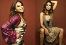 Actress Swara Bhaskar Hot Photoshoot for Mans World 2018
