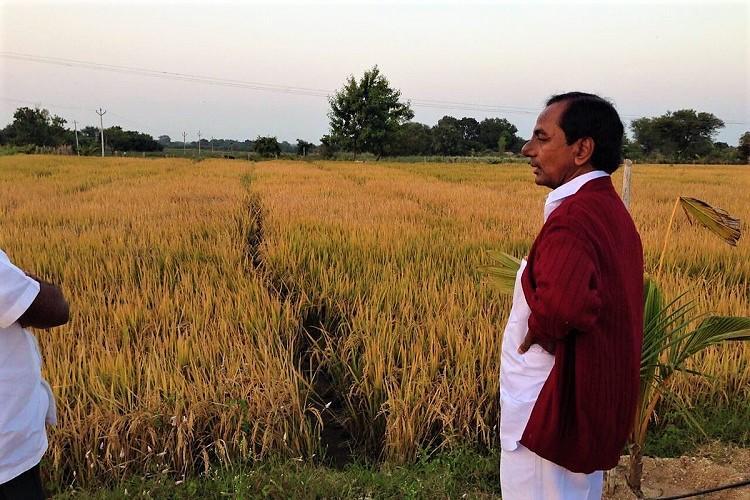 Telangana Agriculture Department Bagged India Today Agri Award
