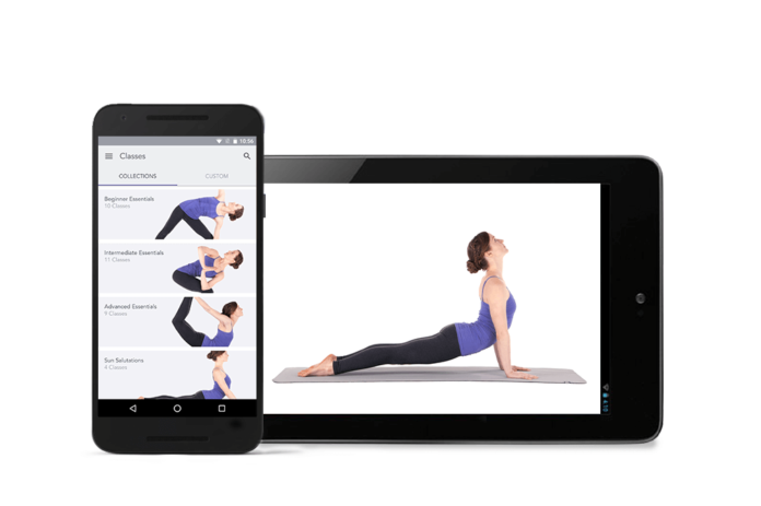 The Top 5 Best Apps To Practise Yoga