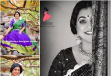 YCP MLA Roja Poses Mahanati Getup Photos