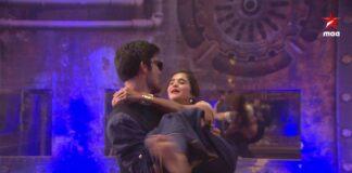 Deepthi Sunaina Hot Sizzling Dance