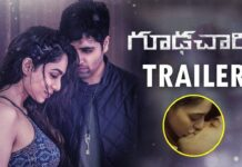 Goodachari Movie Trailer