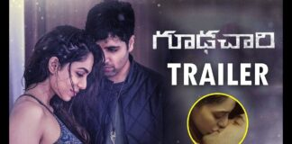 Goodachari Movie Trailer