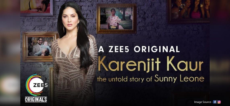Karenjit Kaur Trailer - The Untold Story of Sunny Leone