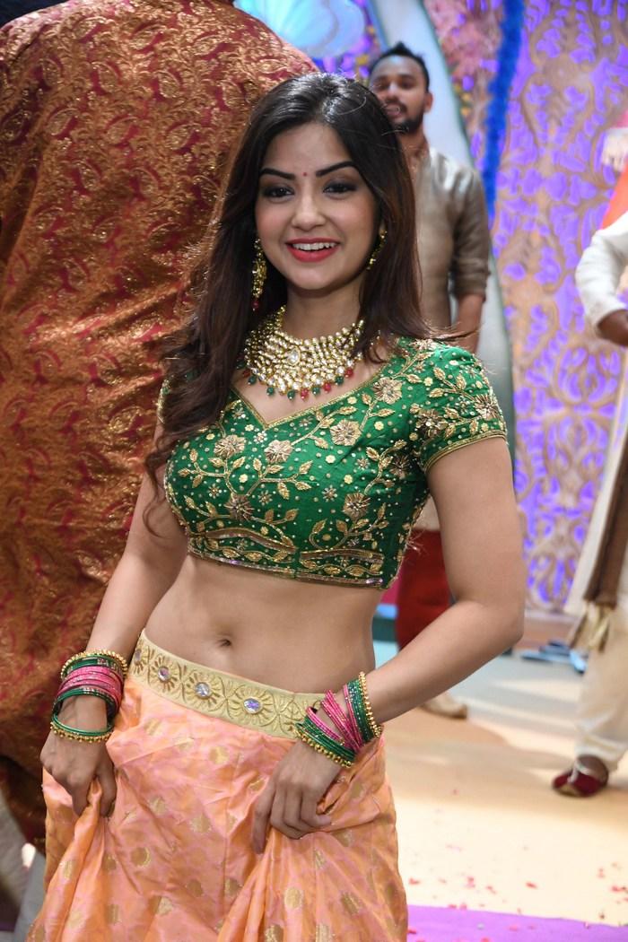 actress kashmira pardeshi hot photos southcolors 1