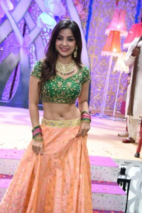Actress Kashmira Pardeshi Hot Photos