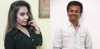 Actress Sri Reddy Targets Director Murugadoss