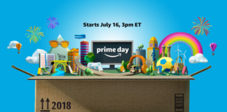 Amazon Prime Day 2018 Sales