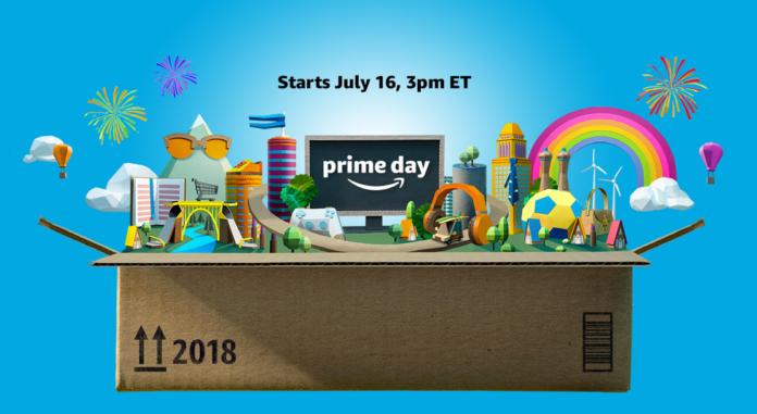 Amazon Prime Day 2018 Sales