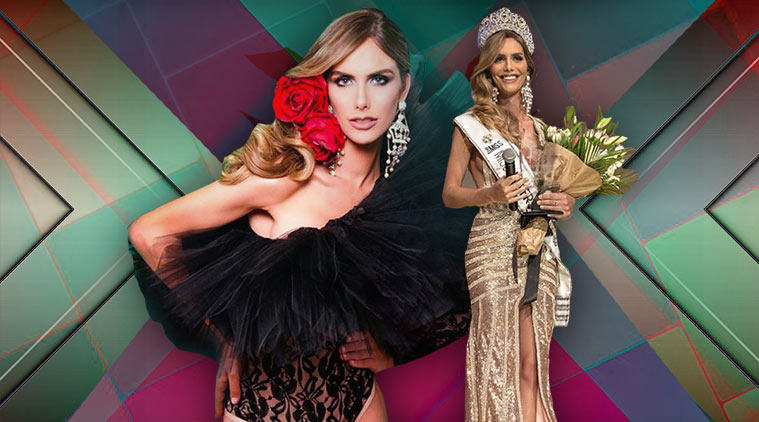 Angela Ponce Becomes First Transgender Crowned Miss Universe Spain 2018