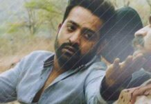 Aravindha Sametha Movie Leaked Photo