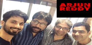 Arjun Reddy Hindi Remake Released