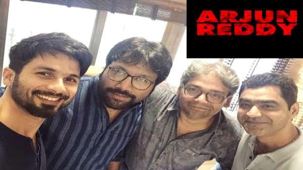 Arjun Reddy Hindi Remake Released