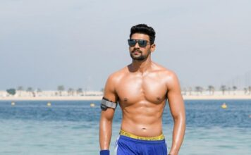 Bellamkonda Sai Sreenivas Six-Pack Abs