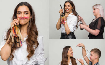 Deepika Padukone Wax Statue at Madame Tussauds