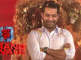 Dhee 10 Grand Finale NTR Introduction Video