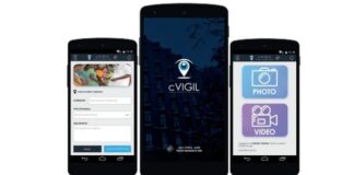 Election Commission Launched cVIGIL Mobile App