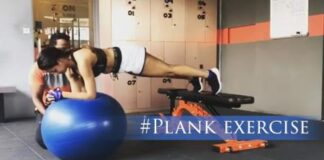 Malaika Arora Plank Exercise Video Goes Viral