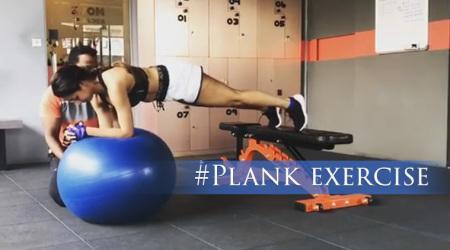 Malaika Arora Plank Exercise Video Goes Viral