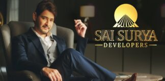 Mahesh Babu Sai Surya Developers TVC Ad