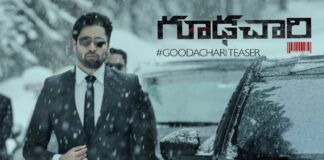 Goodachari 2018 Movie Teaser