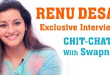 Renu Desai Exclusive Interview With Swapna