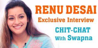 Renu Desai Exclusive Interview With Swapna
