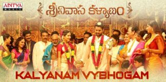 Kalyanam Vybhogam Lyrical Song From Srinivasa Kalyanam Movie