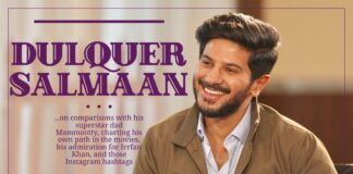 Dulquer Salmaan Interview with Rajeev Masand