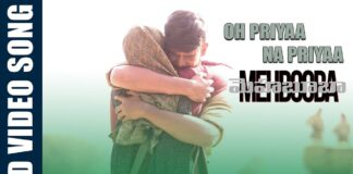 Oh Priyaa Na Priyaa Full Video Song From Mehbooba Movie