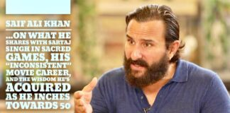 Saif Ali Khan Interview with Rajeev Masand