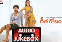 Geetha Govindam Songs Jukebox