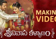 Srinivasa Kalyanam Full Movie Making Video