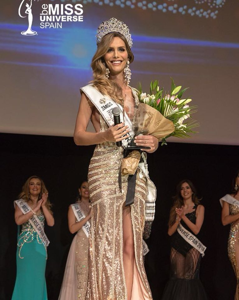 miss universe spain 2018 angela ponce photos southcolors 24