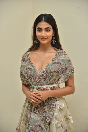 pooja hegde new photos at saakshyam movie audio launch southcolors 13