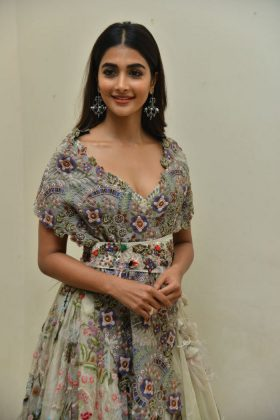 pooja hegde new photos at saakshyam movie audio launch southcolors 16