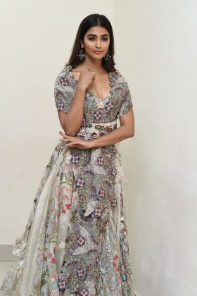 pooja hegde new photos at saakshyam movie audio launch southcolors 18