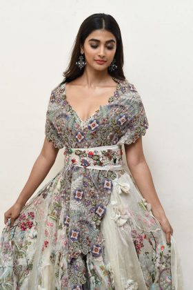 pooja hegde new photos at saakshyam movie audio launch southcolors 2