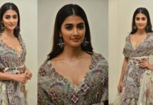 Pooja Hegde New Photos at Saakshyam Movie Audio Launch