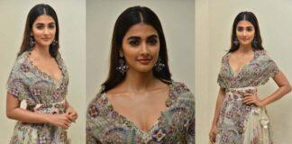 Pooja Hegde New Photos at Saakshyam Movie Audio Launch