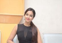 Poojitha Ponnada Latest Photos at Brandbabu Teaser Launch