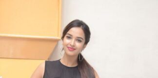 Poojitha Ponnada Latest Photos at Brandbabu Teaser Launch