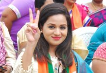 Actress Reshma Rathore Appointed as BJP State Secretary for Telangana