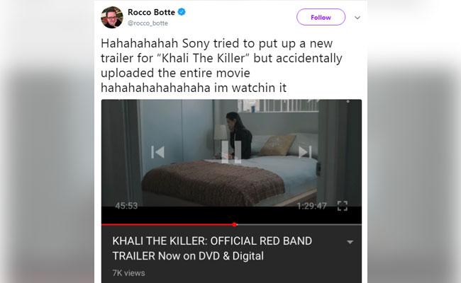 Khali the Killer Full Movie