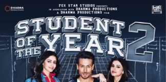 Student of The Year 2 Release Date