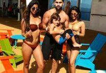 Suhana Khan Hot Bikini Pose