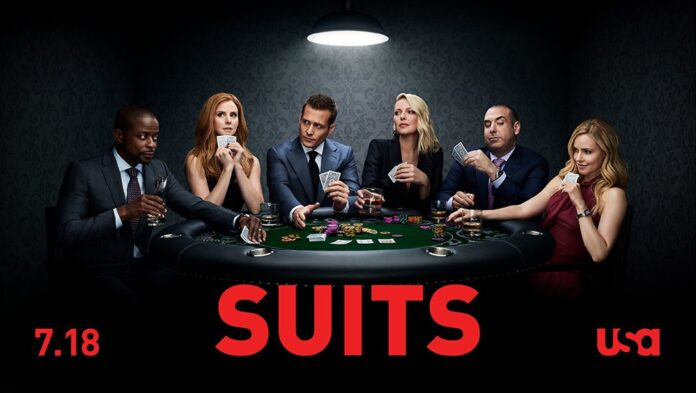 Suits Season 8 Episodes to Premiere on Netflix UK