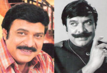 Actor Vinod Passed Away